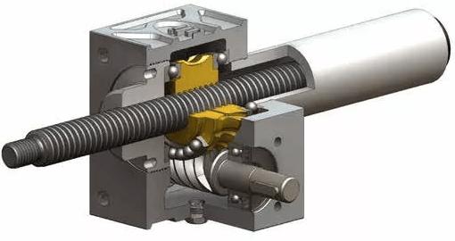 Thomosn螺旋升降机内部结构.