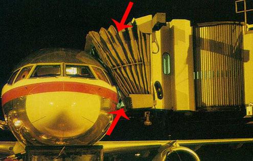 飞机登机桥应用