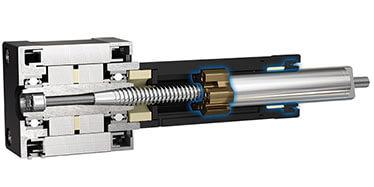 为什么选择汤姆森步进电机线性执行器?