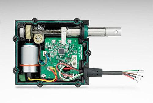 电动节气门执行器:一种提高效率和提高效率的简便方法