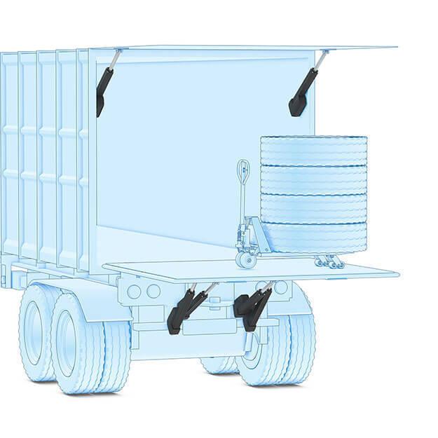 Thomson电动推杆同步图形