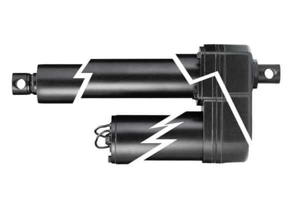 什么会导致电动推杆过早失效?