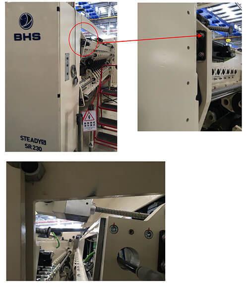 螺旋升降机在纵切机设备上的应用